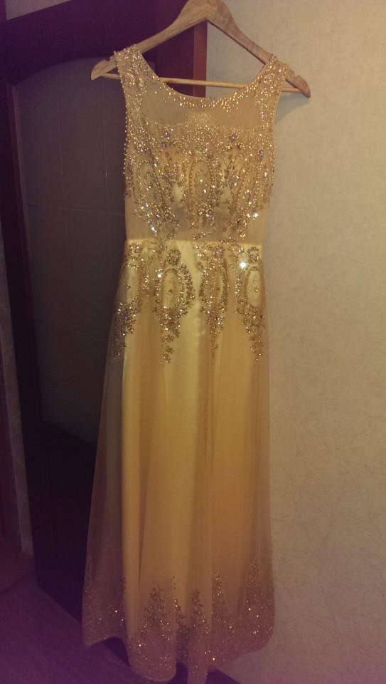 Платье для выпускного бала