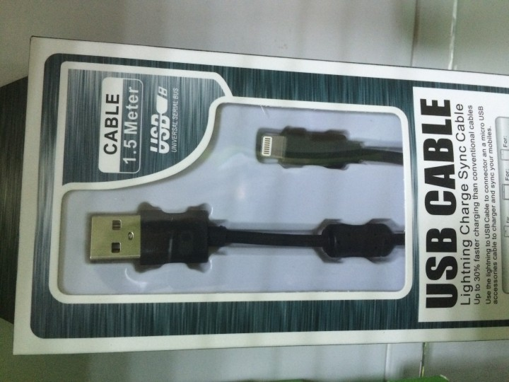 кабеля айфон 5