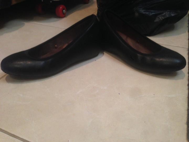 Отдам обувь
