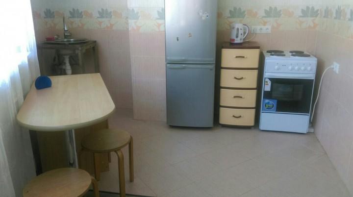 Квартира-студия на Мацесте.