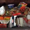 В связи с переездом отдам даром продукты и вещи и др