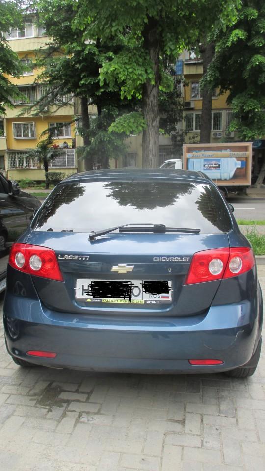 Срочно продам Chevrolet Lachetti