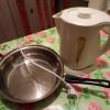Пакет женских вещей 44-46,эл.чайник и сковорода