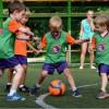 Идёт набор детей 3-7 лет в футбольную школу Чемпионика