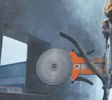 Алмазная резка бетонных проемов, демонтажные и сварочные работы