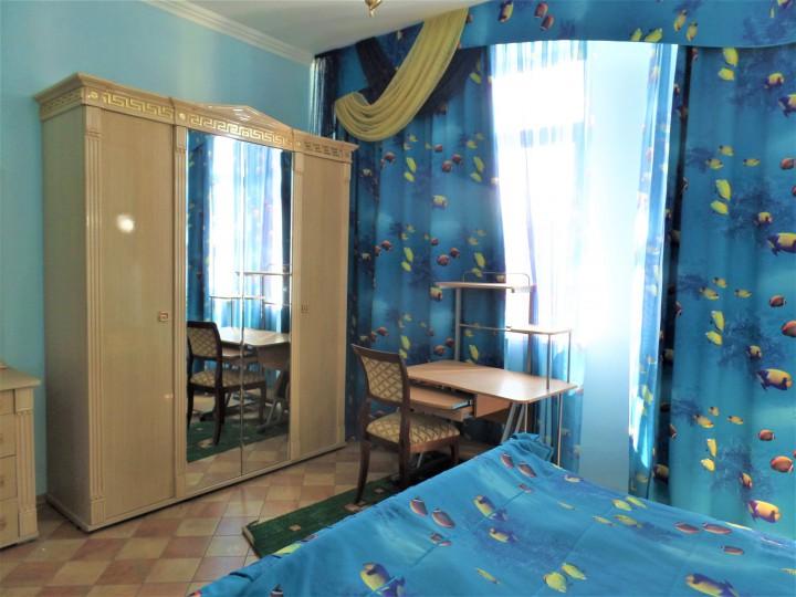 В продаже квартира - двухуровневый пентхаус в Сочи