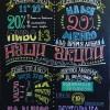 Леттеринг, каллиграфия, меловые доски, логотипы, роспись любых п