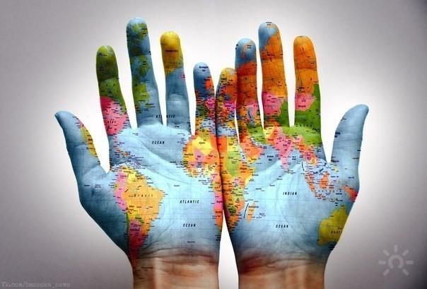 Чтение руки ( хирология, хиромантия)
