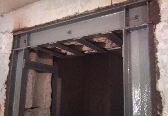Алмазная резка бетона - проемов, отверстий. Демонтажные работы.