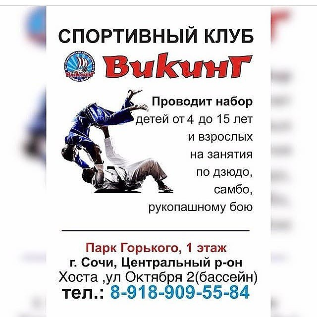 Спортивный клуб ВИКИНГ