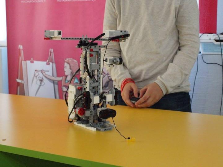 Академия Гениев Сочи ϟ Программирование и роботы