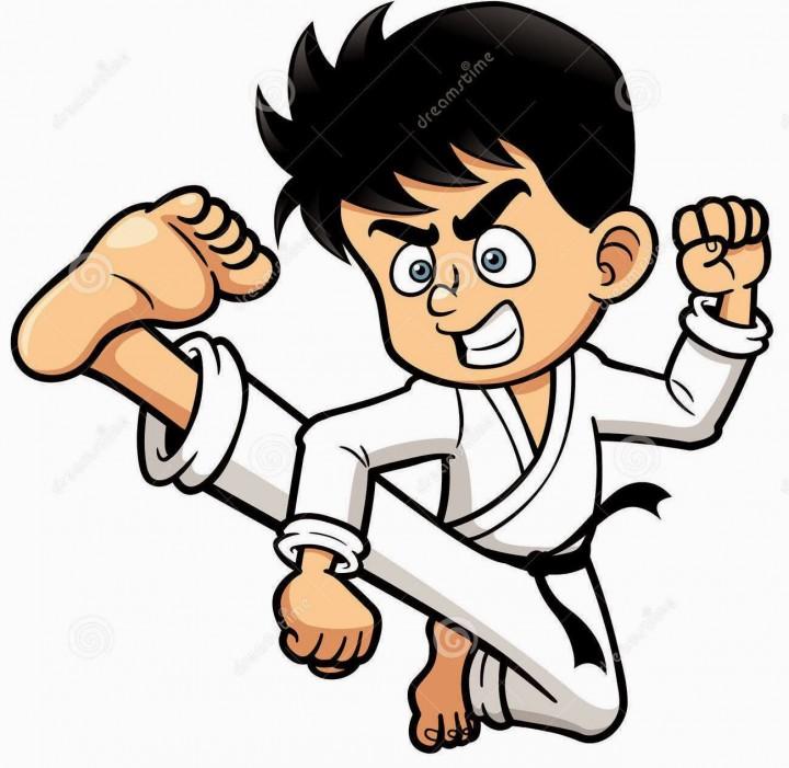Набор детей в секцию карате киокусинкай