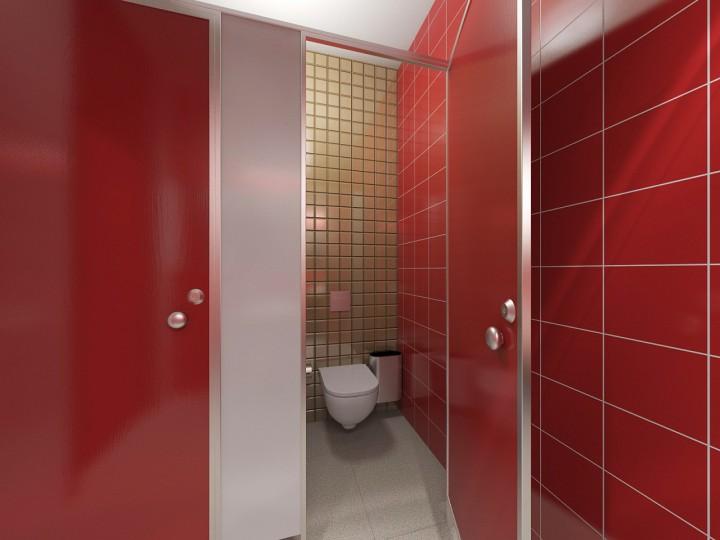 Перегородки лдсп сантехнические в туалет