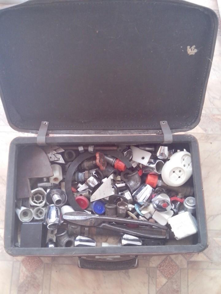 чемоданчик сов- слесаря