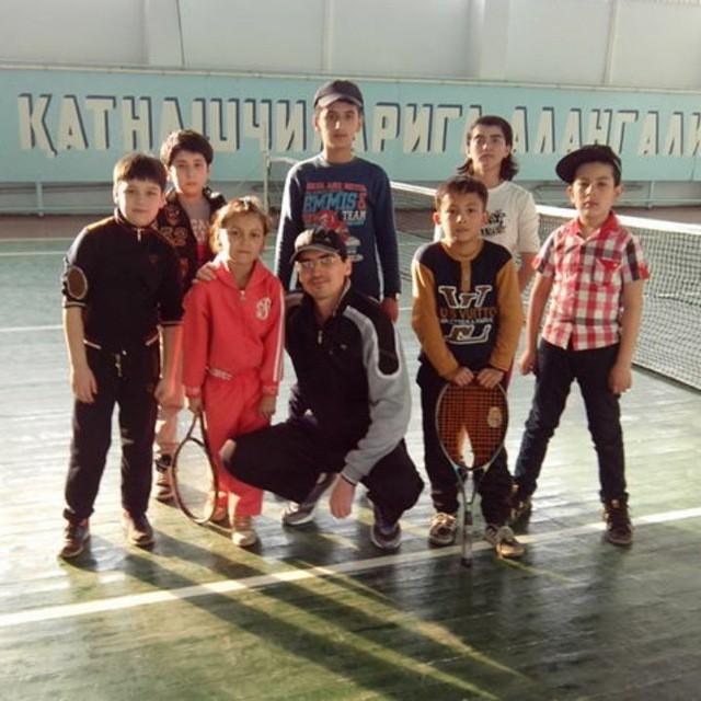 Обучаю теннису взрослых и детей