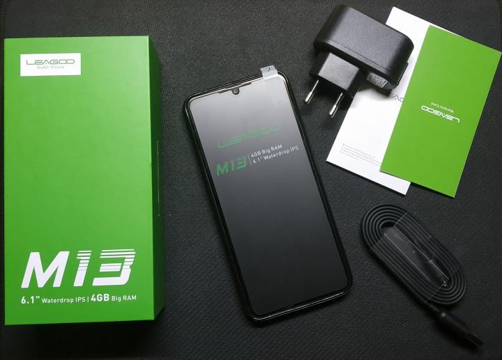 Leagoo M13 4 / 32 gb новый