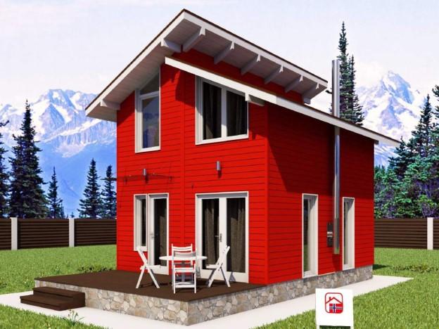 Строим каркасные дома под ключ