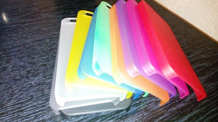 10 Бамперов для iPhone 5/5S