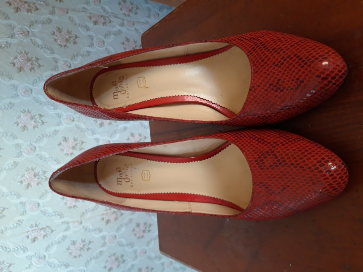 туфли Мода Донна