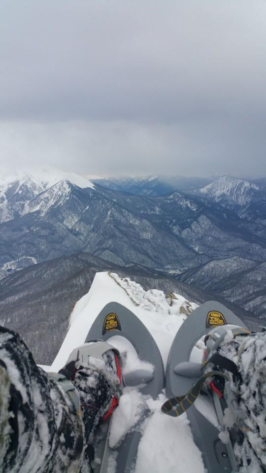 Снегоступы в прокат