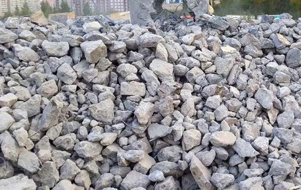 Приму бой бетона, блоков и прочее, без глины.