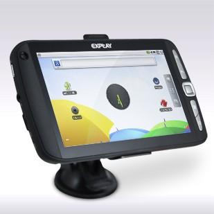 Explay MID-710 c навигацией GPS