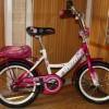 Продам петский велосипед ORION