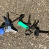 Найдены 2 связки ключей на переходе с ул.Гагарина 11 на Красноар