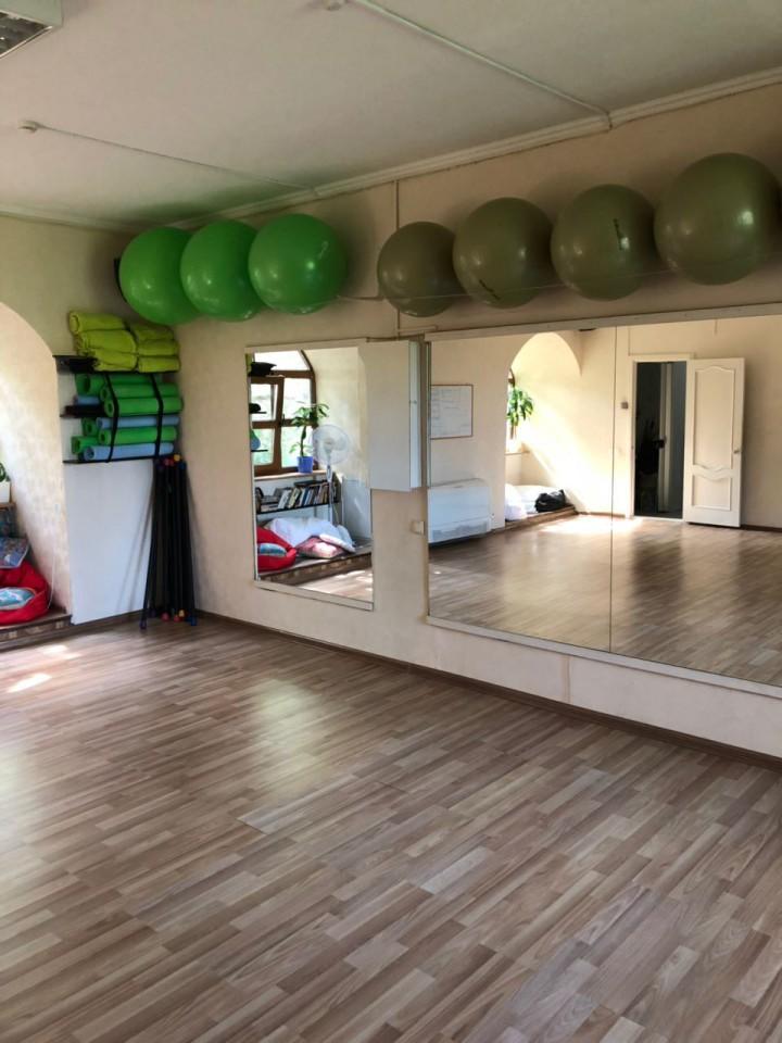 Бесплатная фитнес тренировка 30 апреля в центральном районе