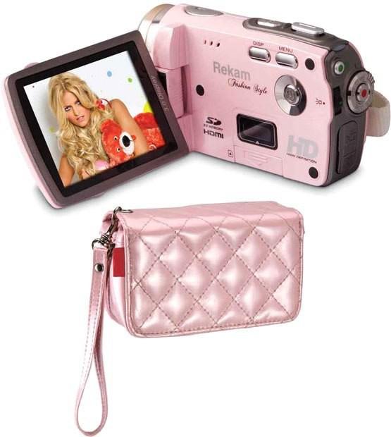 Видеокамера Rekam Allure HDC-1532