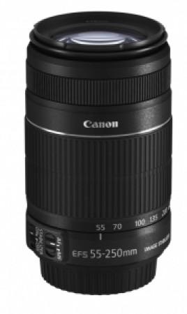 Продаю телеобъектив Canon EF-S 55-250 F 4-5.6 IS